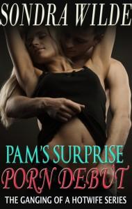 Pam's Surprise Porn Debut
